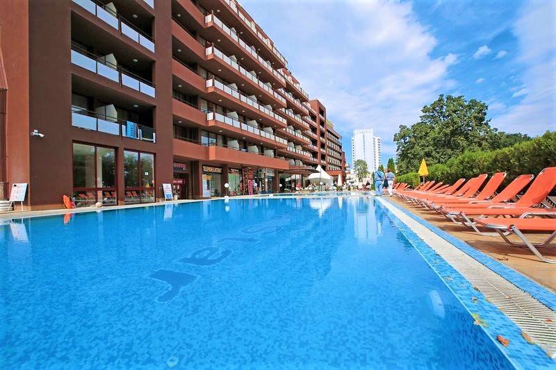 Hotel Gladiola Star (4*) - CK SOLVEX / Travel.Sk