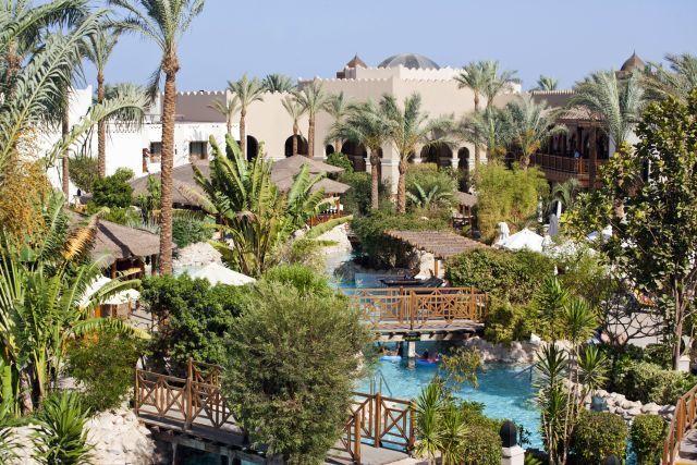 Hotel Ghazala Gardens (4*) / Travel.Sk