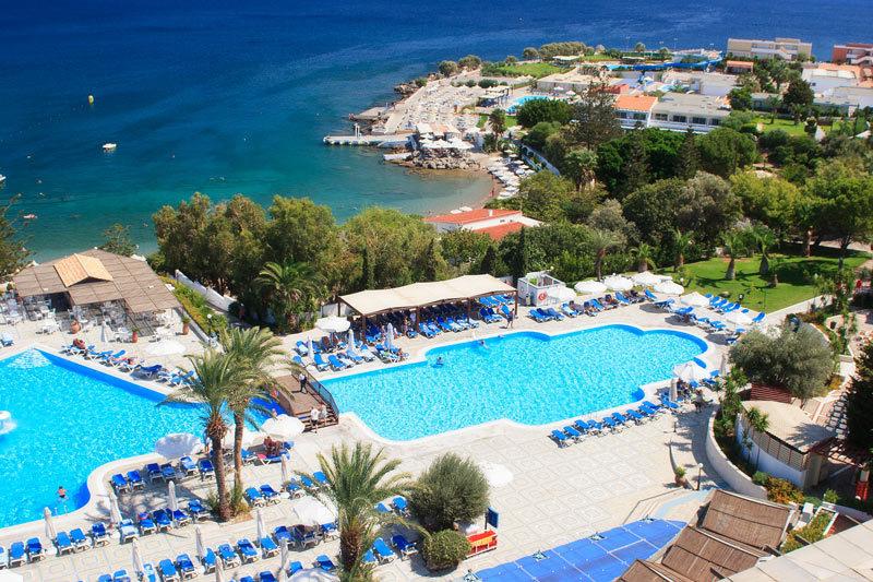 Hotel paradise village 5 travel sk for Rhodos koskinou