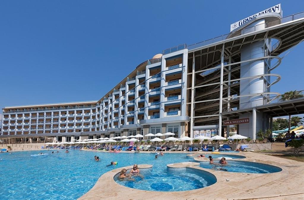 Hotel Grand Kaptan (5*) / Travel.Sk