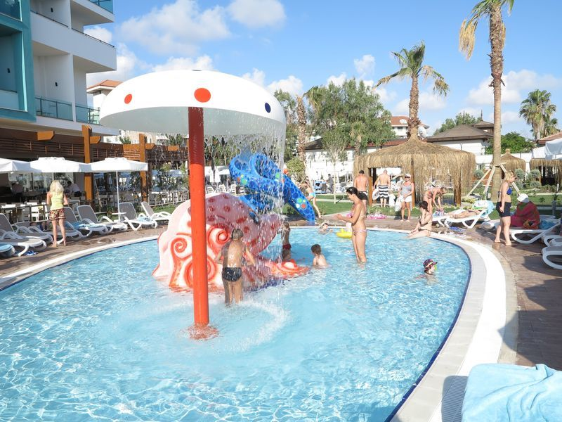 hotel sea shell resort spa 5 travel sk. Black Bedroom Furniture Sets. Home Design Ideas