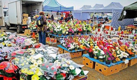 Trhy v polsku