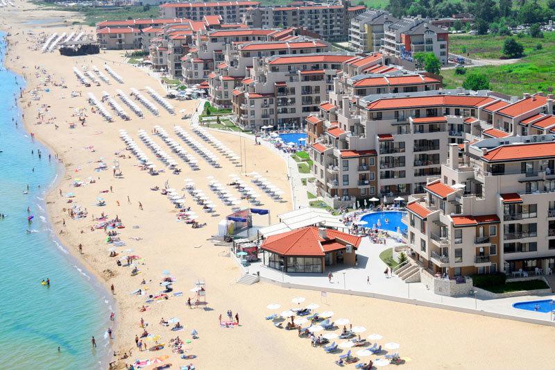 Hotel Obzor Beach Resort Bulgarien