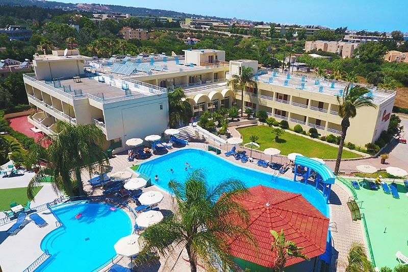 427a8dc7d2 Hotel Romanza Mare I. (3 +) - CK HYDROTOUR   Travel.Sk