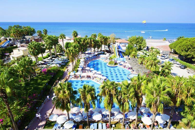 Trendy Hotel Palm Beach Side Neckermann